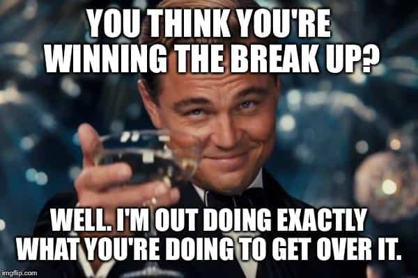 Funny Meme For Breakup : Break up memes that are painfully true sayingimages
