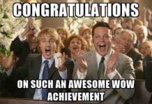 congratulations meme