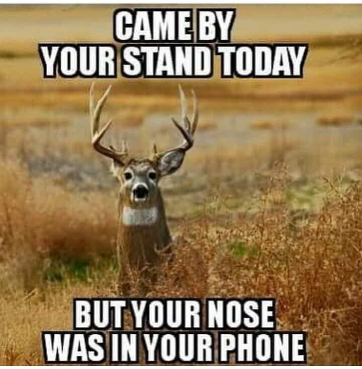 The 20 Best Deer Hunting Memes So Far Sayingimagescom