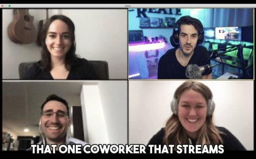 zoom meetings streams memes